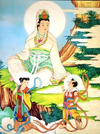 Resultado de imagem para Guan Yin