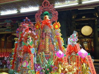 mazu birthday offerings
