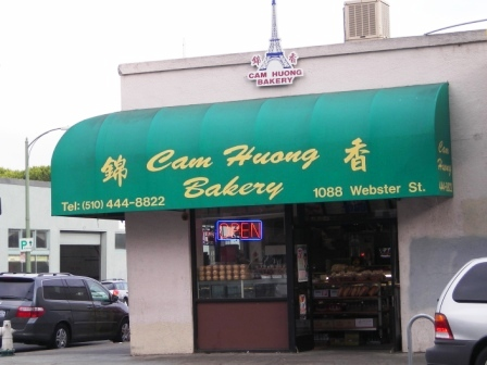 oakland chinatown pastry shop