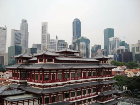 tooth relic temple singapore