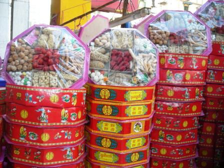 chinese new year in yangon chinatown