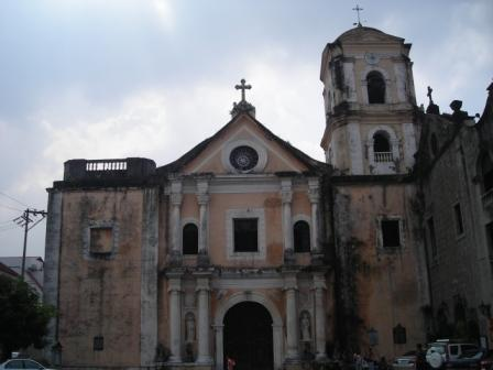 san agustin church intramuros