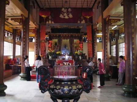 philippines chinese buddhist temple