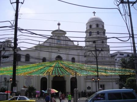 santa cruz church manila chinatown
