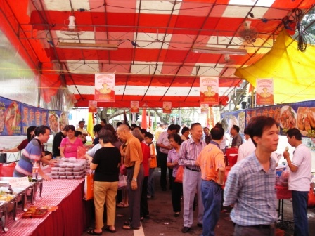 hakka song and food festival