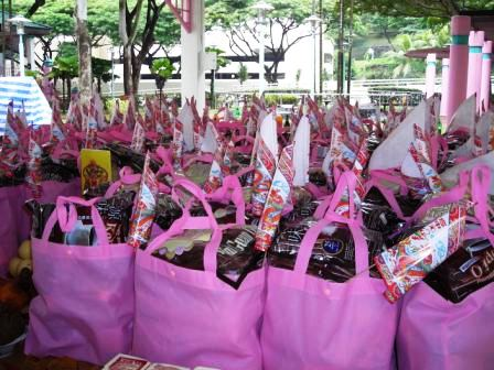 hungry ghost festival food items