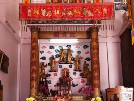 shrine to 8 immortals