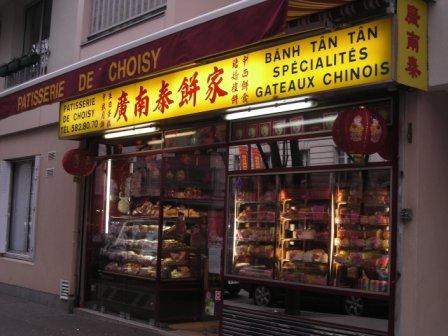 paris chinatown