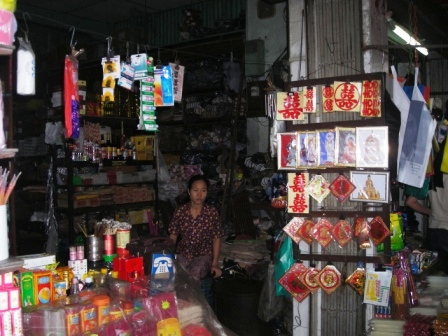 shop in yangon chinatown