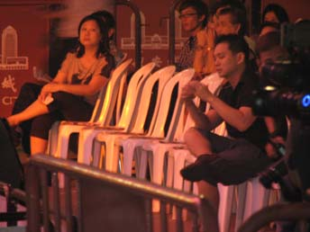 hungry ghost festival front row seats