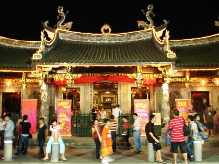 thian hock keng new year eve