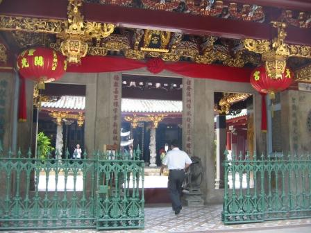 thian hock keng temple entrance