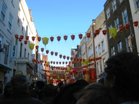 london chinatown chinese new year