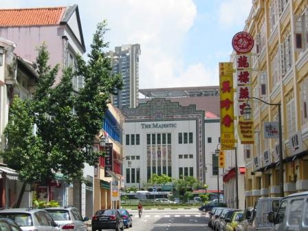 majestic theatre singapore chinatown
