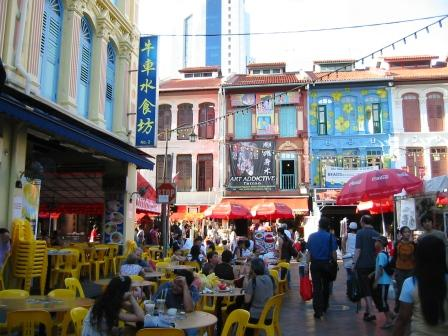 tourism in singapore chinatown