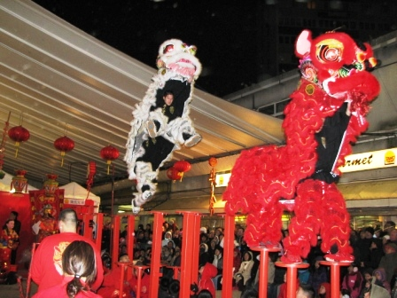 chinese new year paris