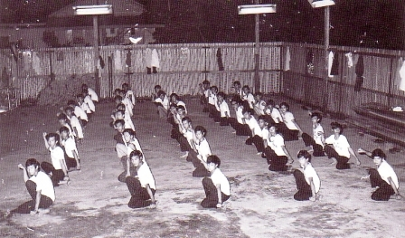 zhong hua martial arts training