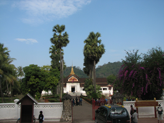 laos royal palace