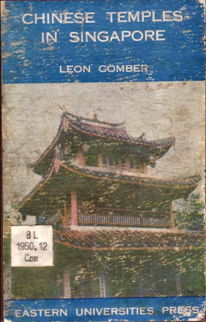 leon comber chinese temples in singapore